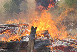 View our Burning Permits and By-law page